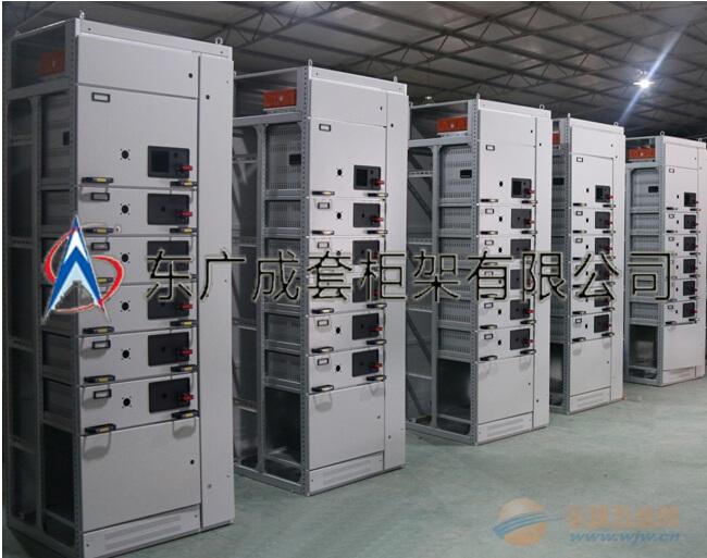 低压开关柜MNS控制柜 GCS.gck 方形手柄2代柜体