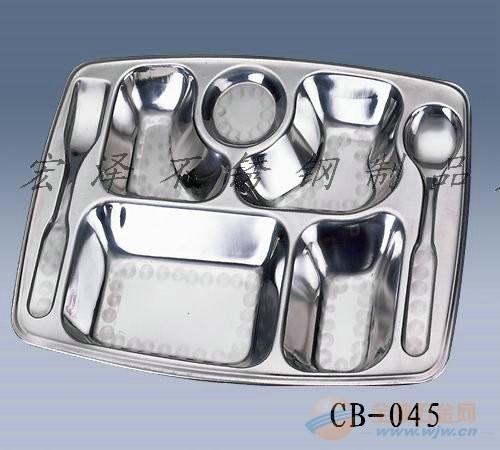 打造全国不锈钢餐盘特色―潮安县宏泽不锈钢制品厂