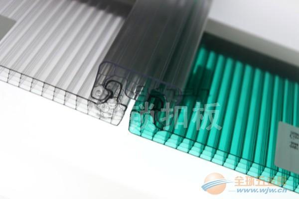 高锋温室阳光板.防雾滴PC阳光板厂家价格,生态餐厅阳光板