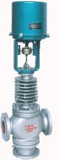 SZDLQ电子式电动三通合流调节阀