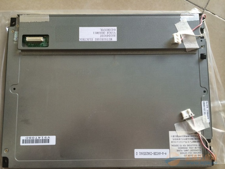 震雄mpc-40注塑机电脑显示屏