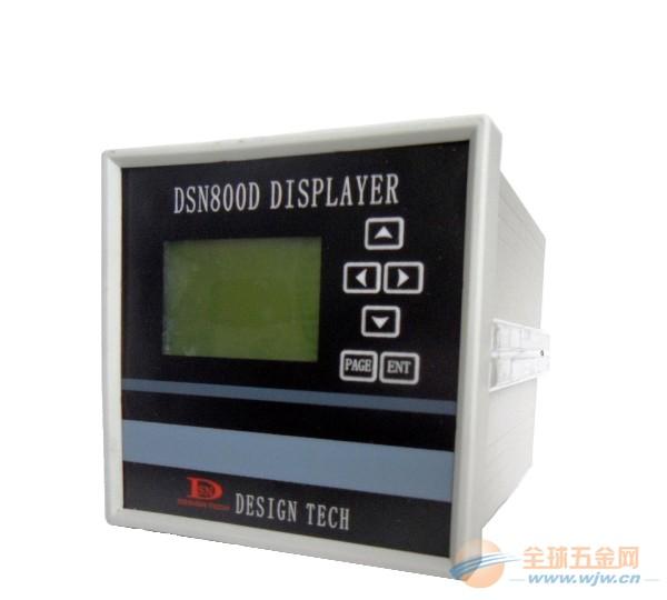 气体流量显示仪,混气仪流量显示积算仪-DSN-800