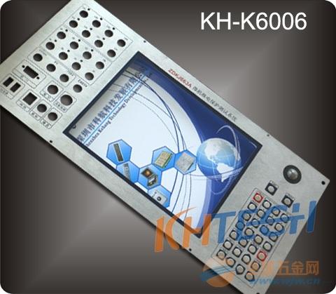 继电仪器控制键盘