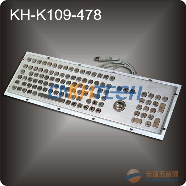 金属数字小键盘