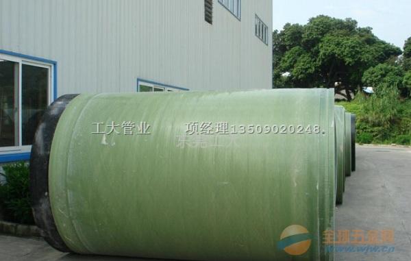 茂名玻璃钢顶管