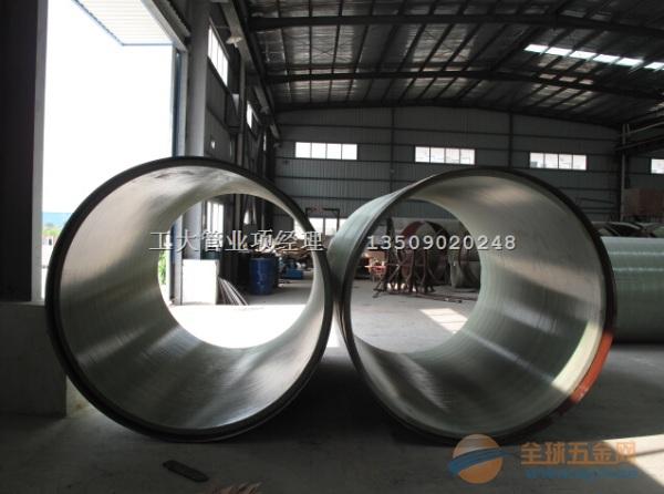广东玻璃钢夹砂顶管优点