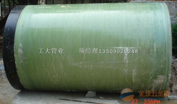 漳州玻璃钢夹砂顶管供应商
