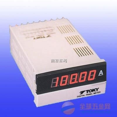 东崎TOKY DP4-PAA/DP4-PDA 上下限报警 四位半显示高精度电流表