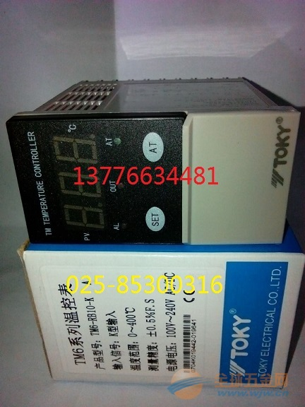 供TM6-RB10-K温控器,单一K型输入,简单,价