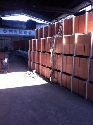 温州市朝海不锈钢镜面管有限公司出口订单