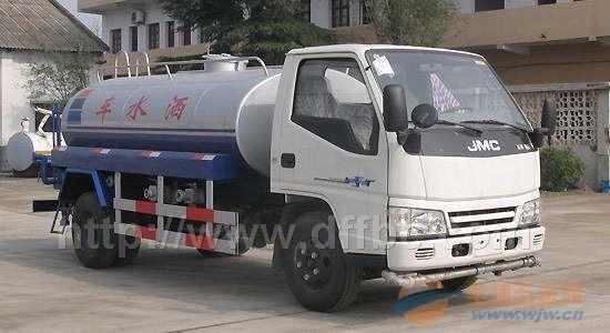 铃洒水车 湖北江南专用特种汽车改装公司高清图片