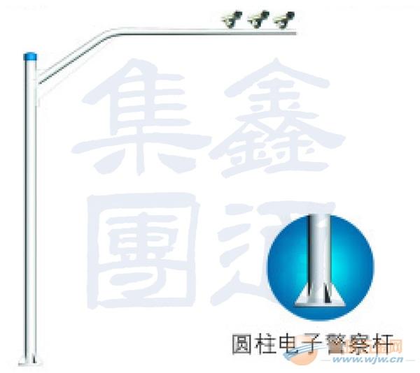 山东电子警察杆销售,济南电子警察杆厂家,XT-059