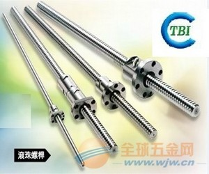 SFS01620滚珠螺杆,TBI滚珠丝杆,SFE02525台湾滚珠丝杆