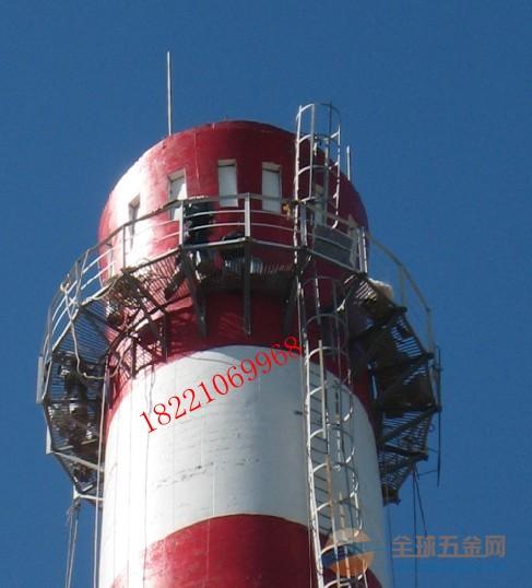 砖烟囱更换平台专业施工公司-三里港高空
