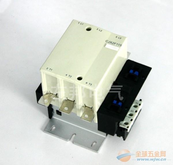 CJX2 F800交流接触器接线图