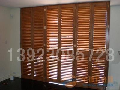 中山百叶窗厂家 铝合金百叶窗价格 小榄空调百叶窗价格
