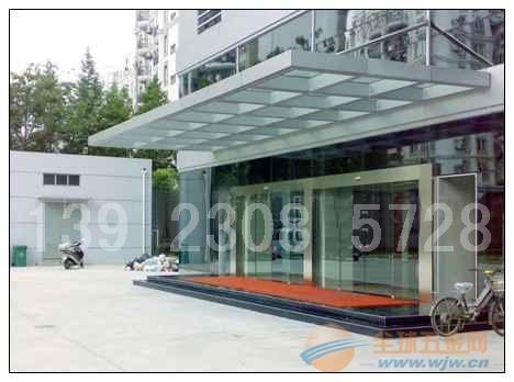 台山玻璃雨棚|台山玻璃雨棚厂家|台山玻璃雨棚价格