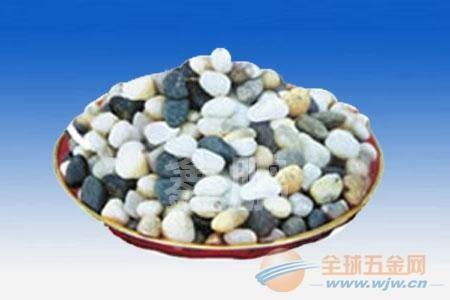 鑫鹏水处理材料有限公司大量出售鹅卵石/砾石