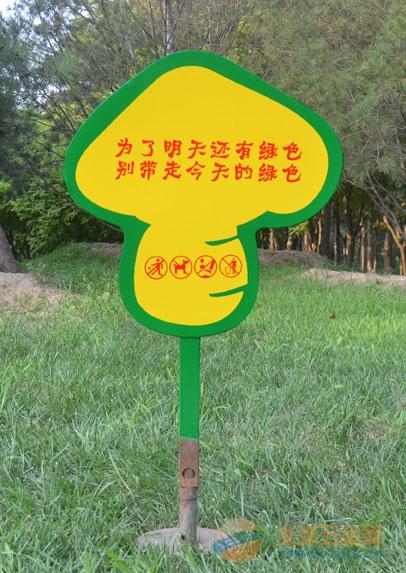 公园花草牌