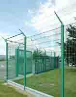 防冻型护栏网围栏 冬天专用护栏网围栏 围墙围栏网