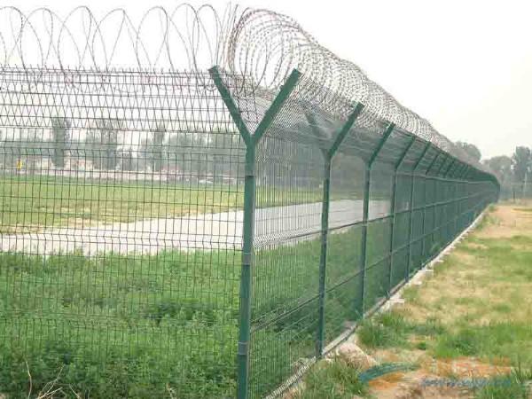 围墙铁丝网 围墙护栏围栏 防护养鸡铁丝网围栏护栏网