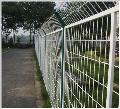 浸塑铁丝网 高速公路护栏网 监狱围墙网