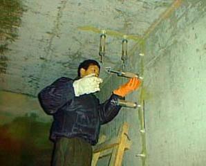 裂缝漏水灌浆工程