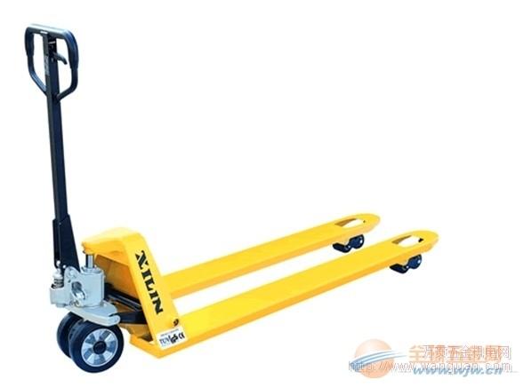 四川西林机械 BF2500/3000/3500手动托盘车 西林叉车