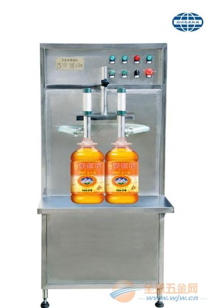 四川启洲 BLDG/BSDG系列半自动油类灌装机