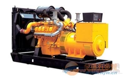 成都发电机组 沃尔沃发电机 500KW沃尔沃发电机 厂家直销