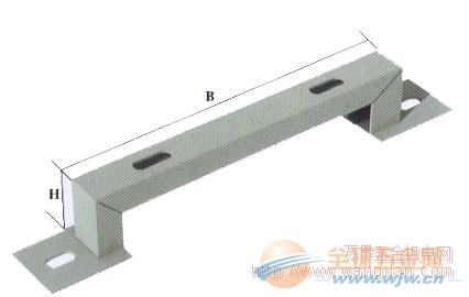 成都广丰桥架 角钢引上支架 XQJ-TB-04A 质优价廉