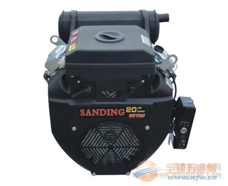 重庆牌三鼎 汽油机动力 SD2V78F-2