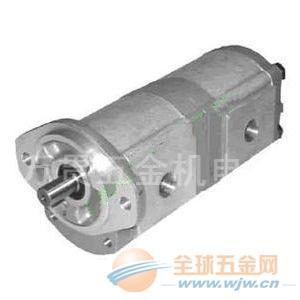 四川成都HGP-22A.33A系列双联定量齿轮泵西池液压