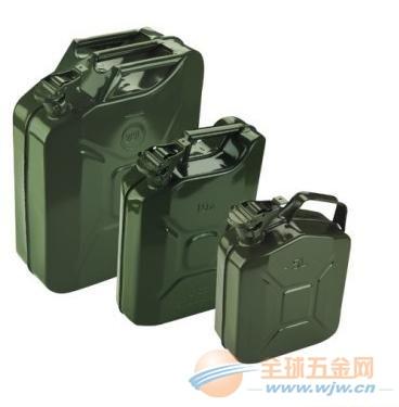 美式汽油桶/加仑桶/金属桶/压嘴式油桶