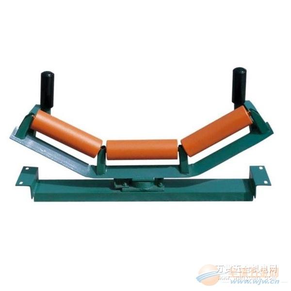 四川槽形上调心托辊支架组专业制造商 成都托辊支架组销售龙头