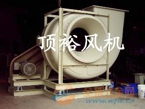 TF-中低压玻璃钢风机