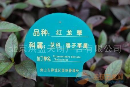 爱护花草树木标识牌@花草树木标识牌@花草树木保护牌