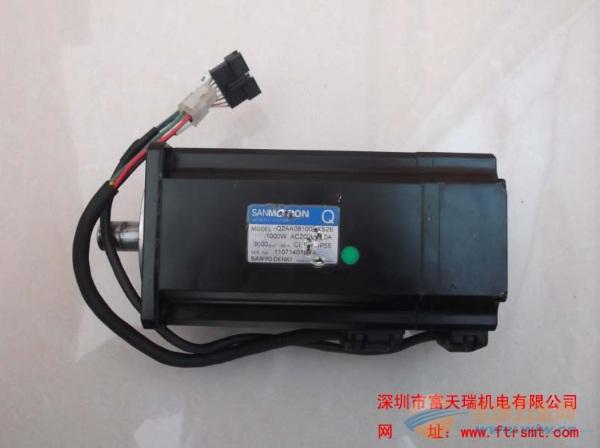 Q2AA08100DXS2E 90K63-611404 电机