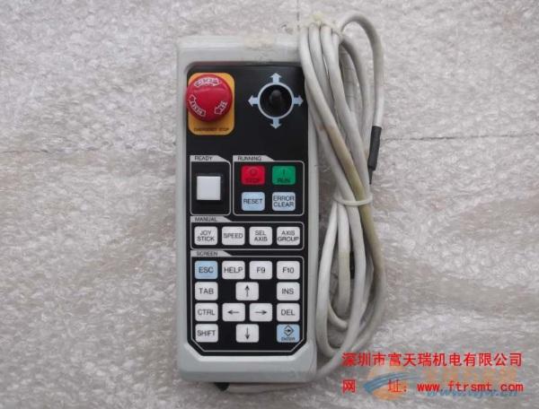 YAMAHA贴片机操作YPU遥杆KH1-M5180-20X