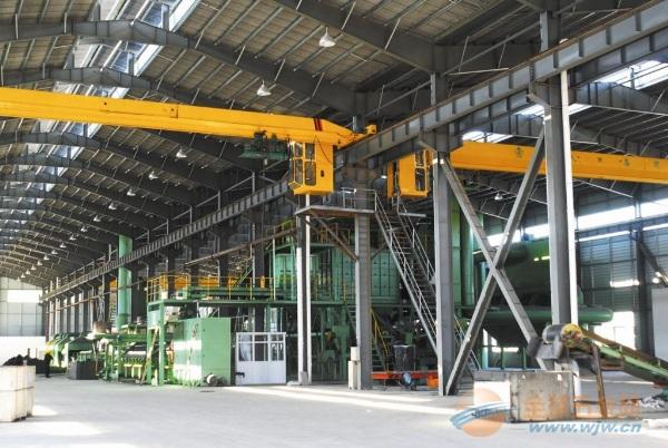 铁模覆砂生产线-铁模覆砂铸球生产线-铁模覆砂水平生产线-