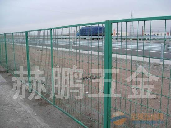 金属隔离栅 高速公路隔离栅