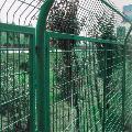 公路防护网/高速公路防护网/扁铁栅栏防护网/角钢栅栏防护网