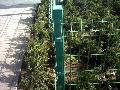 鸡西桃形柱隔离栅