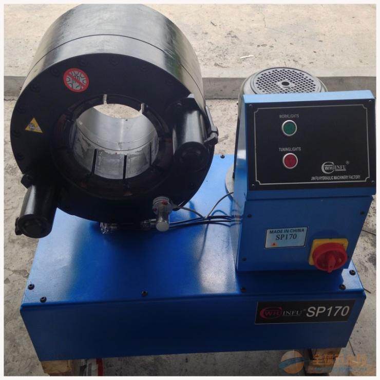 压减震器设备压扣机_空气气囊减震器压紧扣压设备_减震器压装机