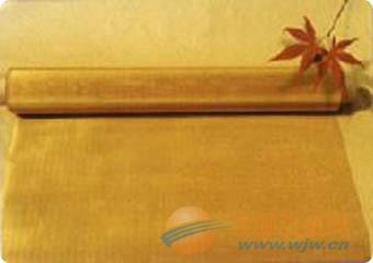 屏蔽黄铜网