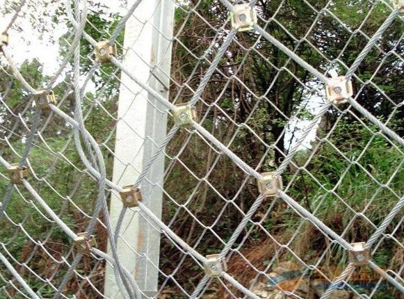 钢丝绳网、边坡钢丝绳网、钢丝绳网制作