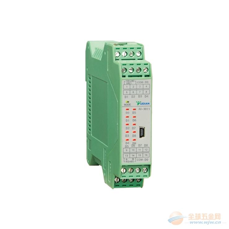 厦门宇电AI-516D5导轨安装型工控模块 批发/采购