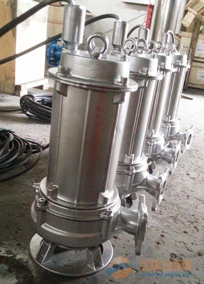 80WQP40-15-4不锈钢潜水泵