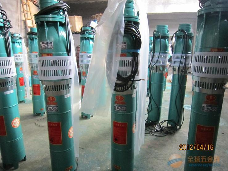 100QJ3.2-72/11井水潜水泵