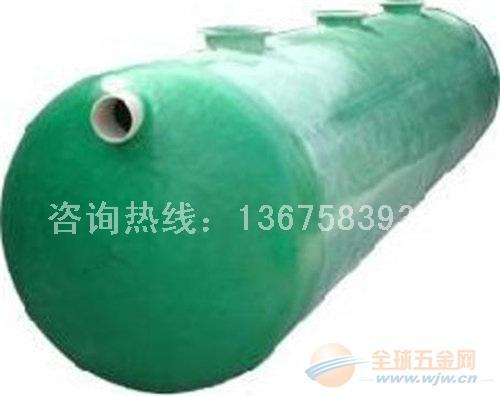 新昌县12立方 5号玻璃钢化粪池哪个品牌好